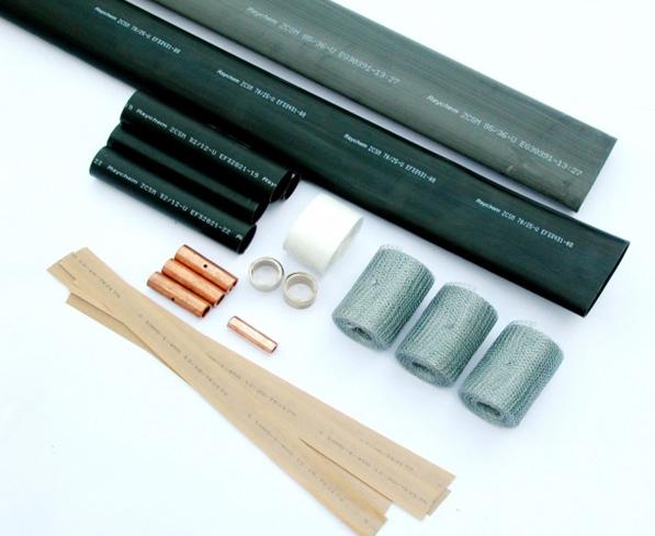 Spojky pro bezhalogenové kabely 1-SVS-R,  1-SVS-V