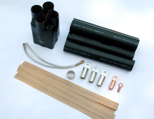 Koncovky pro bezhalogenové kabely 1-KSS-R, 1-KSS-V