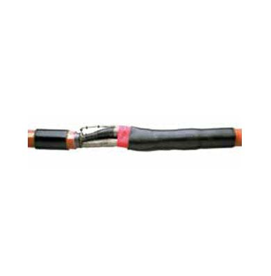 Spojky pro stíněné kabely s pryžovou izolací do 6 KV bez spojovačů