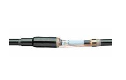 Spojky pro jednožilové kabely s plastovou izolací a polovodivou vrstvou do 35 KV se šroubovacími spojovači