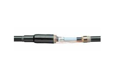 Spojky pro jednožilové kabely s plastovou izolací a polovodivou vrstvou do 10 KV se šroubovacími spojovači