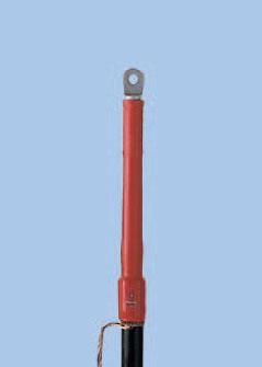 Vnitřní(staniční) koncovky pro jednožilové kabely s plastovou izolací a polovodivou vrstvou pro 35 KV